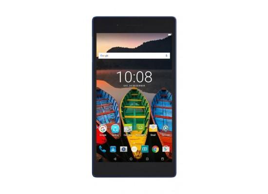 Lenovo TB-7703X 4G LTE Dual SIM Tablet Black - Front View