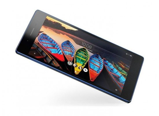 Lenovo TB-7703X 4G LTE Dual SIM Tablet Black - Right View