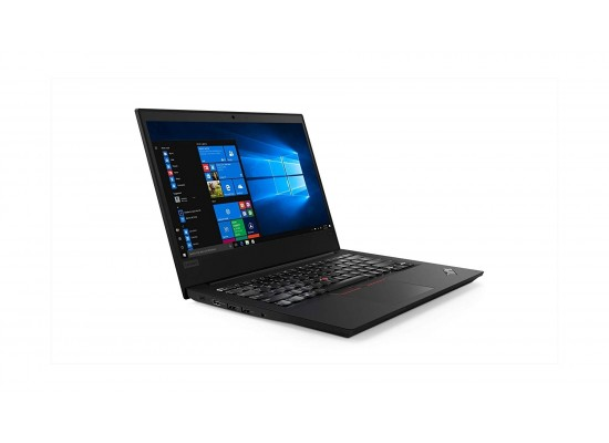 Lenovo Thinkpad E480 Core i7 8GB RAM 1TB HDD 14 inch Laptop - Black