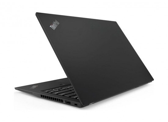 Lenovo ThinkPad T490S Core i7 16GB RAM 1TB SSD 14-inches Laptop - Black