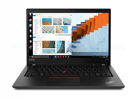 Lenovo ThinkPad T490 Core i7 8GB RAM 512GB SSD 14-inch Laptop (20N20035AD) - Black