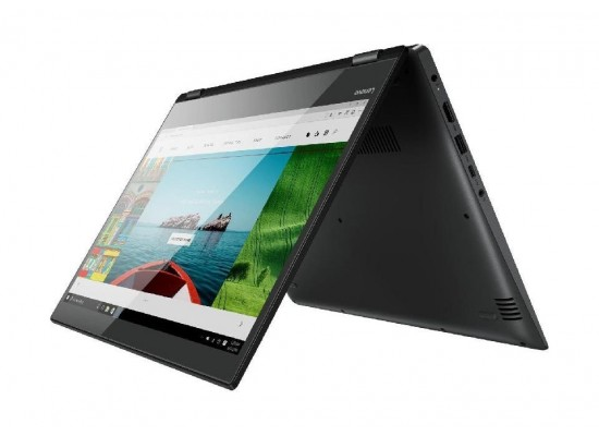 Lenovo Yoga 520 Core i5 8GB RAM 1TB HDD + 128GB SSD 2GB NVIDIA 14 inch Touchscreen Convertible Laptop - Grey