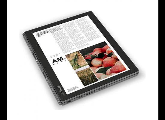 Lenovo Yoga Book C930 Core i5 4GB RAM 256GB SSD 10 inch Touchscreen  Convertible Laptop - Grey