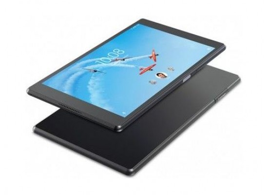 Lenovo Tab4 TB-8504 16 GB Tablet Black - Top View 2