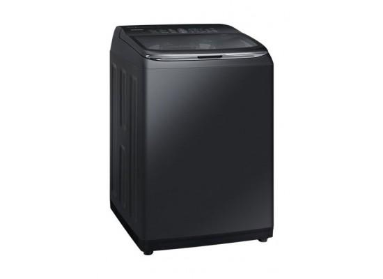 Samsung 22 kg Top Load Washing Machine (WA22M8700GV) - Left Side View 2
