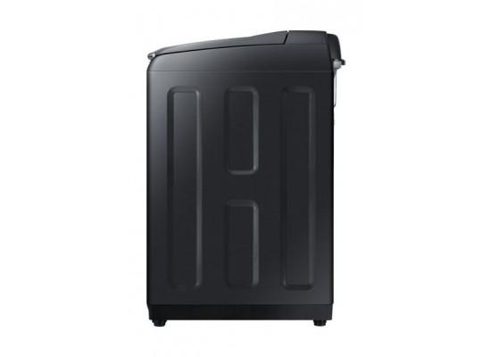 Samsung 22 kg Top Load Washing Machine (WA22M8700GV) - Side View