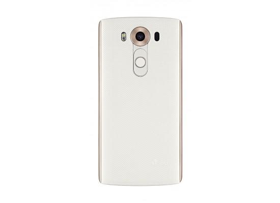 LG V10 32GB 16MP 4G LTE 5 7-inch Smartphone - White