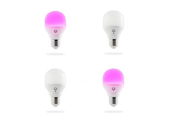 LIFX A19 Mini Smart Bulb 4pcs- Color 2