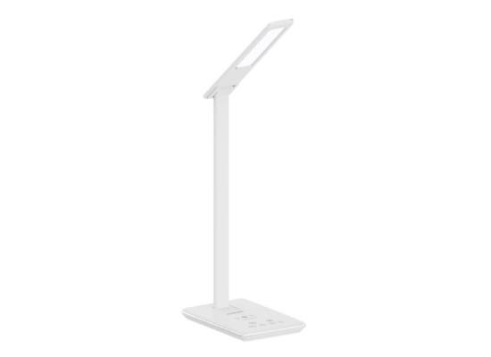 Promate Auralight-1 10W Qi Desk Lamp - White