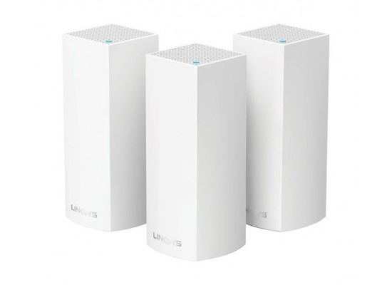 Linksys Velop AC6600 Tri-Band Whole Home Mesh Wi-Fi System (WHW0303-ME) - 3 Pack