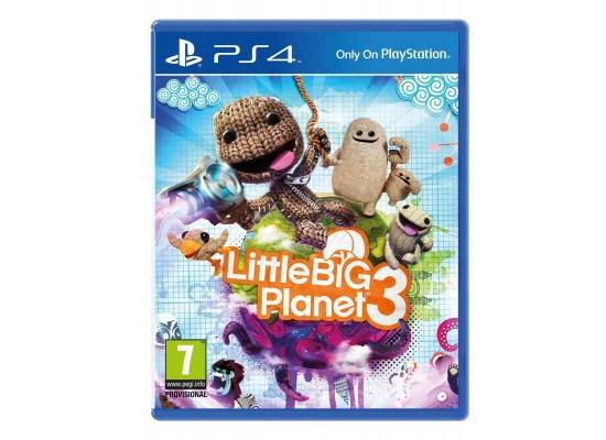 """""""The Last of Us (Remastered) - PS4 Game + Little Big Planet 3 - PS4 Game + PlayStation 4 1TB + FIFA 20 Standard Edition + 2 DS4 Wireless Controller + Sony Sonic Forces: Digital Bonus Edition PS4 Game (SOFT-PS4-SONIC-FOR) + Sades SA-701 T-Power Wired Gamin"""