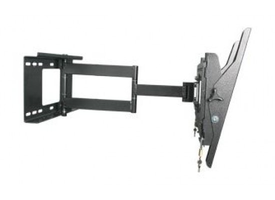 Loctek PSW701AT Full Motion Tilt Wall Mount Bracket for 32-55 Inch TV's