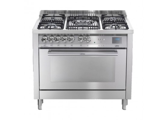 Lofra 100x60 5 Gas Burner and Oven (PG106G2VGT/UÌ)