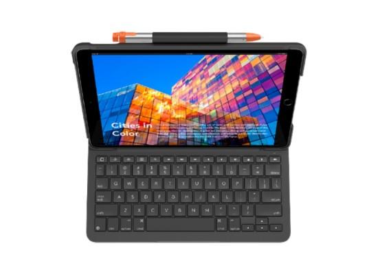 Logitech iPadAir (3rd Gen) Bluetooth Keyboard Case in Kuwait | Buy Online – Xcite
