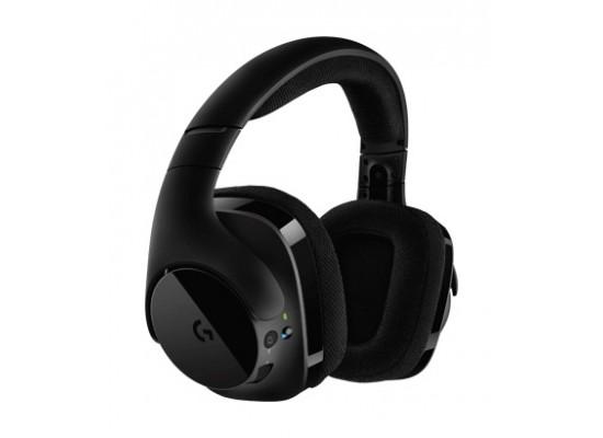 f6def5d1d16 Logitech G533 DTS 7.1 Surround Wireless Gaming Headset (981-000634) - Black