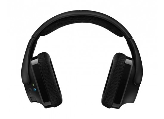 Logitech G533 DTS 7.1 Surround Wireless Gaming Headset (981-000634) - Black