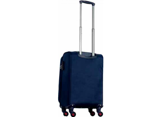 US Polo Hunter Medium Soft Luggage - Navy Blue