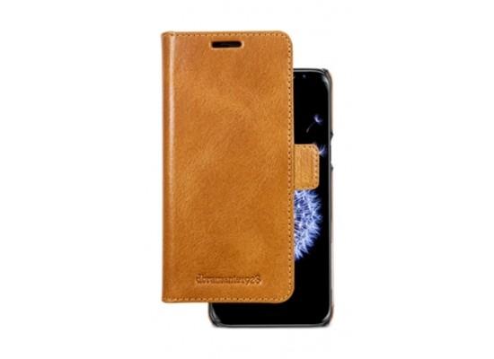 dbramante1928 Lynge Samsung Galaxy S8 Leather Case (SYS8GT000807) - Tan