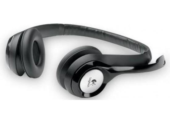 LOGITECH USB Headset (H390) - Black