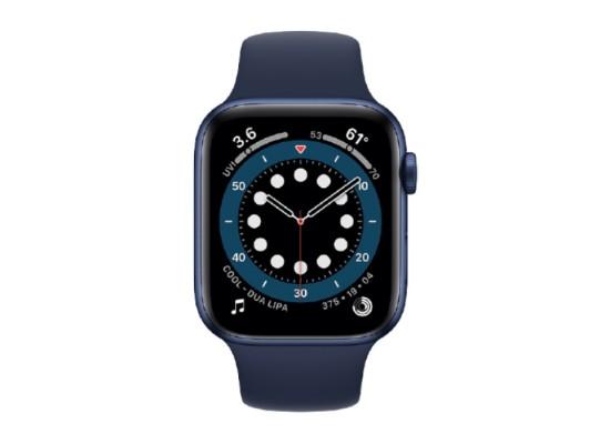 Apple Watch Series 6 Cellular 40mm Blue Case in Kuwait | Buy Online – Xcite
