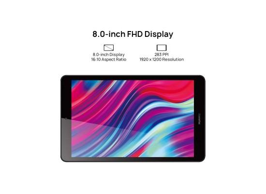 Huawei MediaPad M5 Lite 8.0-inch Tablet - Grey