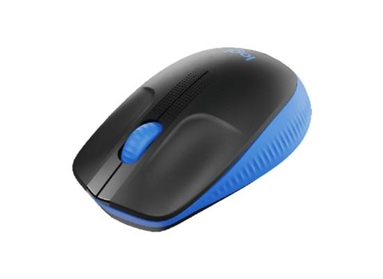 Logitech M190 Blue Wireless Mouse in Kuwait | Buy Online – Xcite