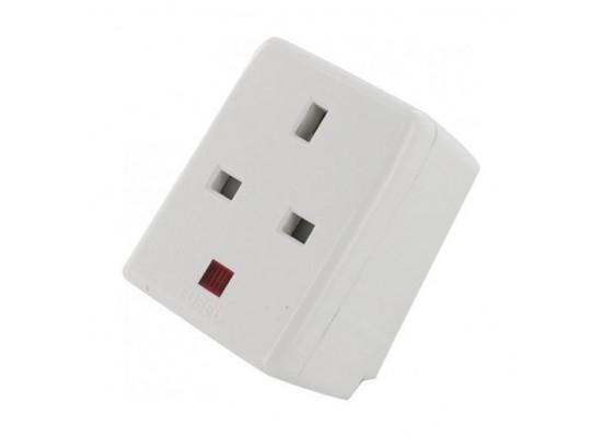 UMS MA313 | Adapter | Plug | Socket | 3-Way Adapter | Xcite Kuwait