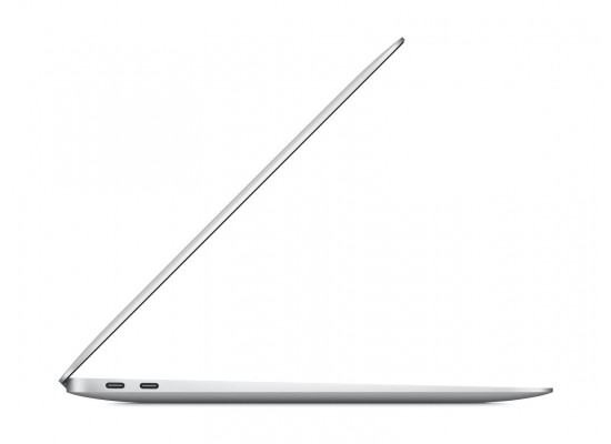 "Apple MacBook Air Core i3 8GB RAM 256GB SSD 13.3"" Laptop 10th Generation (2020) - Space Grey"