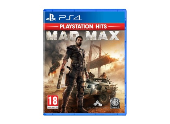 Mad Max Hits PS4 Game in Kuwait | Buy Online – Xcite