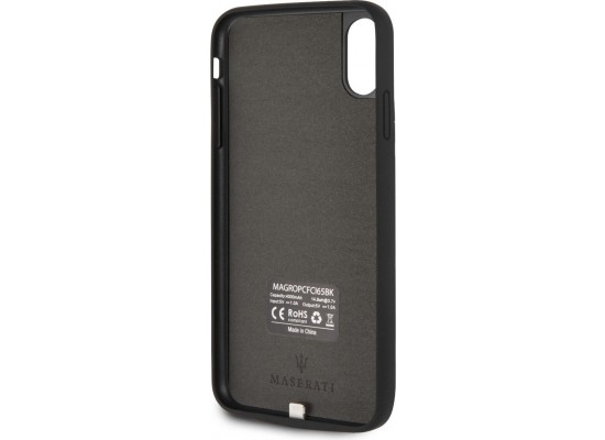 Maserati Power Case for Apple iPhone XR - Black