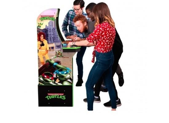 Teenage Mutant Ninja Turtles Arcade Cabinet