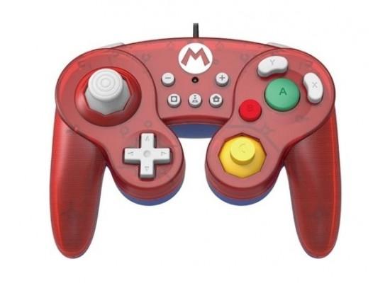 Hori Nintendo Switch: Super Smash Bros GamePad - Mario