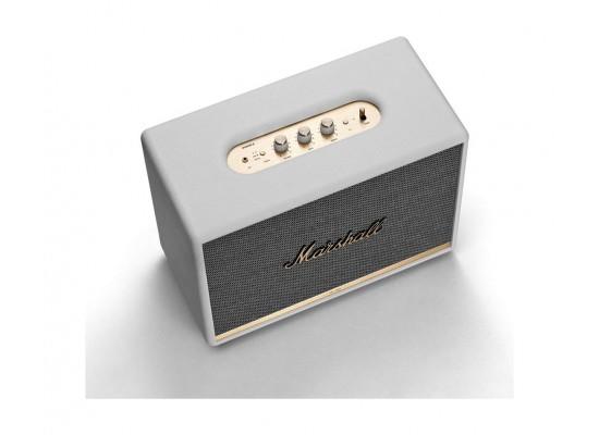 Marshall Woburn II Wireless Bluetooth Speaker - White 4