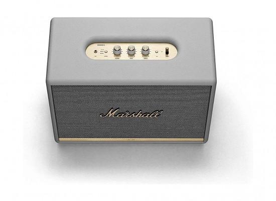 Marshall Woburn II Wireless Bluetooth Speaker - White 5