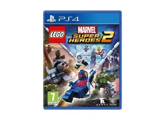 LEGO Marvel Super Heroes 2 - PlayStation 4 Game