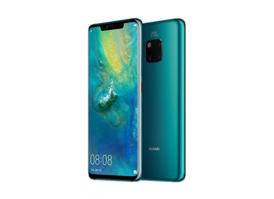 Huawei Mate 20 Pro 128GB Phone - Emerald Green