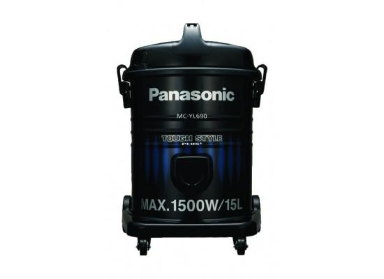 Panasonic MC-YL690A747 Drum Vacuum Cleaner 1500 Watt