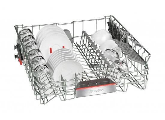 Bosch 8 Program 13 Place Settings Freestanding Dishwasher  - Silver