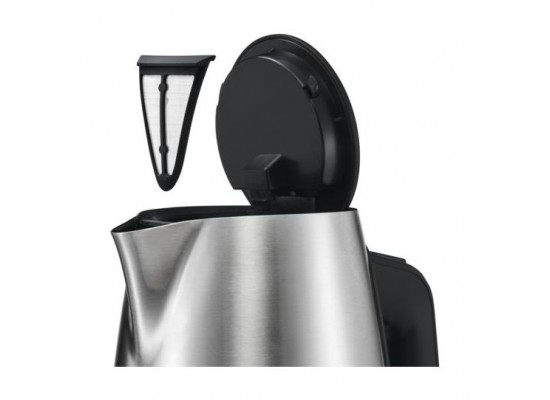 Bosch 1.7L Stainless Steel Body Kettle (TWK6A833GB) - 3