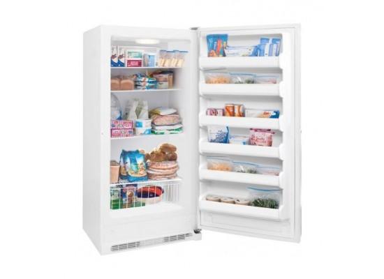 Frigidaire 21 Cft. Upright Freezer (MUFF21VLQW) - White