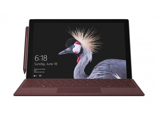 Microsoft Surface Signature Type Cover - Burgundy 2