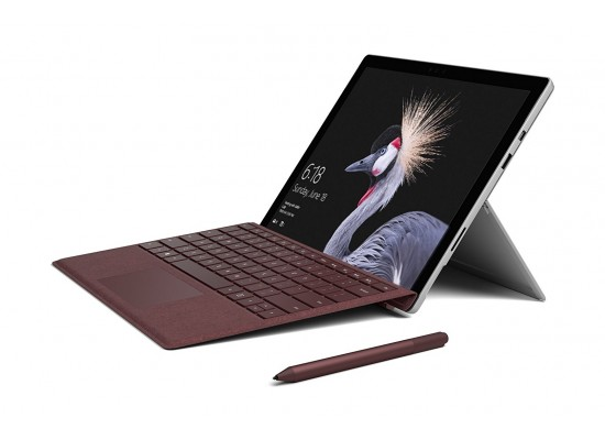 Microsoft Surface Signature Type Cover - Burgundy 1