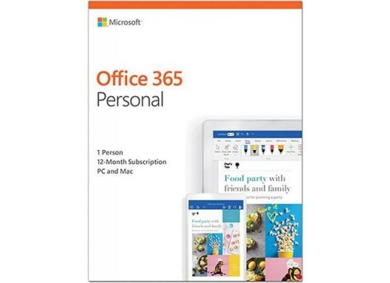 Microsoft Office 365 Personal - 2019