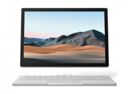 "Microsoft Surface Book 3 Core i5 8GB RAM 256GB SSD 13.5"" Laptop - Platinum"