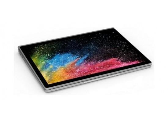 Microsoft Surface Book 2 Core i7 16GB RAM 512GB SSD 6GB NVIDIA 15 inch Convertible Touchscreen Laptop - Silver
