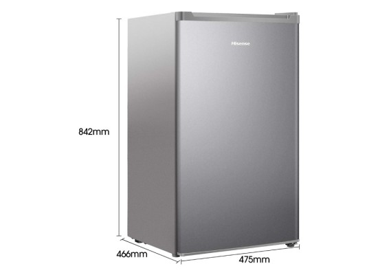 Refrigerator Small Sized Drinks 4 CFT Xcite Hisense buy in Kuwait
