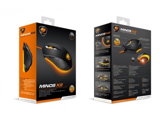 Cougar Minos X2 Wired Mouse