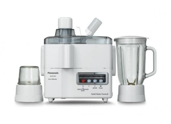 Panasonic Juice Blender – 230W (MJ-M176P)