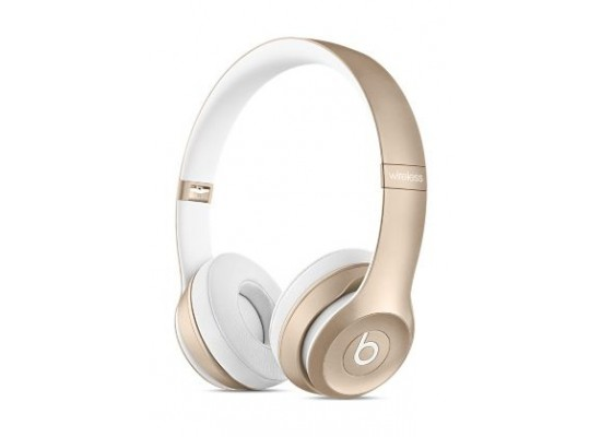 Beats Solo 3 Wireless headphone (MNER2LL/A) - Gold