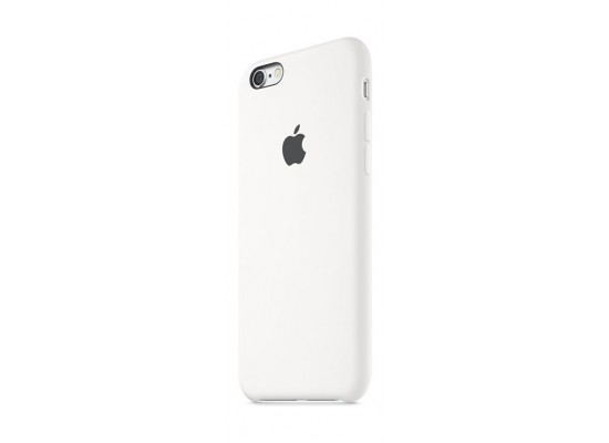 Apple iPhone 6s Plus Silicone Case - (MKXK2ZM A) White  175a804cde1